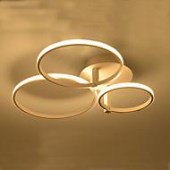 20W Montage de Flujo ,  Esfera Pintura Característica for LED Madera/BambúSala de estar / Dormitorio / Comedor / Habitación de