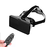 "box vr vr di realtà virtuale 3D glasses + intelligente bluetooth del mouse / gamepad telecomando senza fili per 4 ~ 6 ""telefono cellulare"