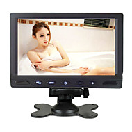 7 Inch 800*480 TFT-LCD Car Rearview Monitor With Stand Reverse Backup Camera High Quality