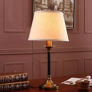 Metal-Lámparas de Mesa-Protección Ocular-Moderno/ Contemporáneo / Tradicional/ Clásico