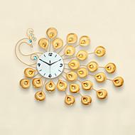 Nouveauté Moderne/Contemporain Horloge murale,Animaux / Inspiré / Dessin animé Verre / Métal / Pierre 68cm x 50cm(27in x 20in )