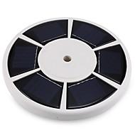 6W LED-verlichting op zonne-energie 200 lm Koel wit Dip LED Batterij V 1 stuks