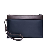L.WEST Men's The Oxford Cloth  Handbags/Clutch