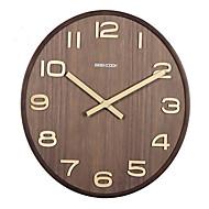 Modern Designer Wall Clocks krismile modern contemporary 3d wall clock choose your color black Simple Wall Clock 4