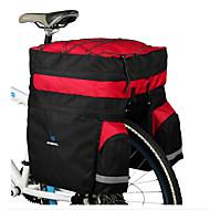 자전거 가방 60L자전거 트렁크 백/자전거 짐바구니 방습 / 충격방지 / 착용할 수 있는 싸이클 가방 600D 폴리에스터 싸이클 백 50*48*34