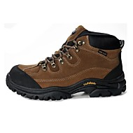 Women's / Unisex Hiking Shoes Suede Brown