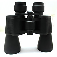 20x50 Portable High Definition and plate Film Binoculars Outdoors Equipment