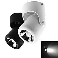 Jiawen 9W Cool White/marm white COB Spotlight Lamp / Background Light (AC 85-265)
