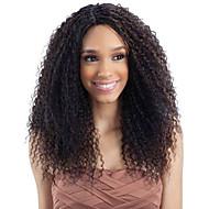 synthetische lace front pruik celibrity stijl 10-22inch synthetische pruiken voor zwarte vrouwen