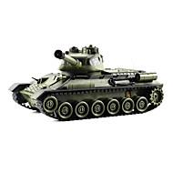 remote infrarood tegen tanks luxueus opladen afstandsbediening auto model t - 34 jongen elektrische speelgoedauto