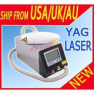 aggiornato interruttore q laser yag nd professionale per la rimozione del tatuaggio sopracciglio pigmento macchina di bellezza rimozione
