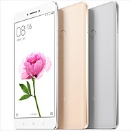 "xiaomi max 6.0 "" Android 5.1 4G smarttelefon (Dobbelt SIM Hexa Core- 16MP 3GB + 32 GB Gull / Sølv)"
