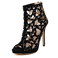 Women's Shoes  Stiletto Heel Heels / Peep Toe / Platform / Gladiator / Basic Pump / Comfort / Novelty /