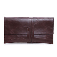L.WEST Unisex The Envelope Handbags/Clutch