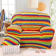 trykt tight all-inclusive sofa håndkle slipcover fire årstider sklisikkert stoff elastisk sofatrekk