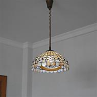 מנורות תלויות ,  Tiffany אחרים מאפיין for סגנון קטן מתכת חדר שינה חדר אוכל מטבח חדר עבודה / משרד כניסה חדר משחקים מסדרון מוסך