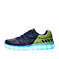 Men's Shoes Wedding /Dress / Casual  Fashion Sneakers Black / Blue / Gray/LED  Shoes/