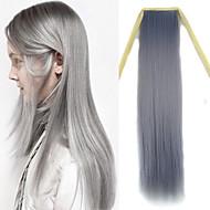 Tape In synteettinen Hiuspidennykset 100g Hiusten pidennys