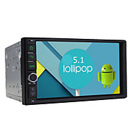17,8 εκ-1024 x 600-2 Din-Car DVD Player