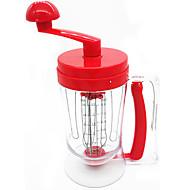 Manual Pancake Machine Breakfast Mixer Pancake Batter Dispenser Perfect Cupcakes Waffles