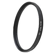 emoblitz 67mm UV Ultrafialové krytka objektivu filtr černá
