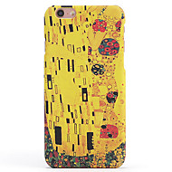 Für iPhone 6 Hülle / iPhone 6 Plus Hülle Stoßresistent Hülle Rückseitenabdeckung Hülle Tarnfarben Hart PC AppleiPhone 6s Plus/6 Plus /