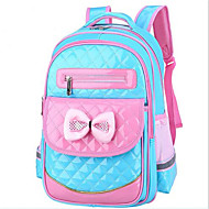 Women Nylon Casual / Outdoor Backpack Purple / Blue / Red / Black