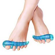 כף רגל תומך ידני אקופרסורה להקל על כאבים ברגל תזמון סיליקוןריצה
