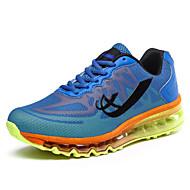 férfi cipő kültéri / alkalmi tüll divat cipők kék / zöld / fekete és piros / sötétkék