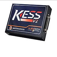 v2.23 Kess v2 obd2 manager tuning kit met de simulator kan het aantal over en weer schrijven