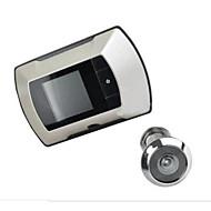 no johdotus on helppo asentaa 2,4 tuuman visuaalinen sähköisiä kissa ovikello 30 megapikselin digitaalikamera