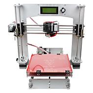 geeetech 3 d printer alle aluminium prua i3 TRUCTUUR 3 d printer kit 1.75mm filament / 0.3mm nozzle