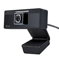 usb 2.0 hd webcam 1280x720 CMOS 30fps med mikrofon
