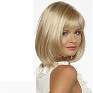 Women's Fashion Short Hair Wig Scorpio Wig  with Full Bang
