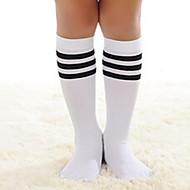 גרביים & גרביונים All Seasons שחור / לבן כותנה נערות / בנים