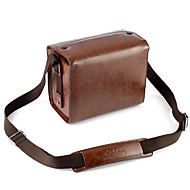 Camcorder BagForUniversal Backpack Waterproof Coffee / Brown