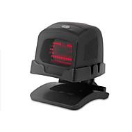 supermarket kaksiulotteinen koodi skannaus alustan Alipay autosensing punainen kaapeli kassa scan koodi ase