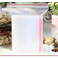 Uzávěr kapsy průhledné sáčky zapečetěných schránkách silnější pe plastových sáčků