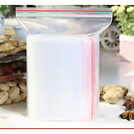 Verschlusstasche transparente Beutel versiegelten Beutel dicker PE-Beutel