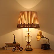 Настольные лампы-Хрусталь-Современный-Металл