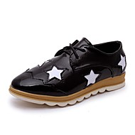 Kids' Shoes Libo New Style Hot Sale Wedding / Party Comfort Fashion Oxfords Black / Red