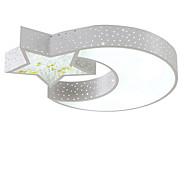 Max 30W צמודי תקרה ,  מודרני / חדיש צביעה מאפיין for LED / נורה כלולה מתכתחדר שינה / חדר אוכל / מטבח / חדר מקלחת / חדר עבודה / משרד / חדר