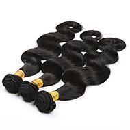 3PCS/Lot Brazillian Virgin Hair Body Wave Grace Hair Products Cheap 8a Brazilian Virgin Hair Body Wave 3 Bundles