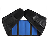 Lumbar Belt Sports Support Breathable / Lightweight / Stretchy / Protective Fitness Black