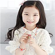 Girls Necklace / Bracelet,All Seasons Viscose Pink