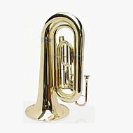 Lack Gold Bass nach unten b große große Umarmung marschieren