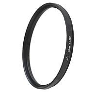 emoblitz 46 milímetros uv ultra-violeta lente filtro protetor preto