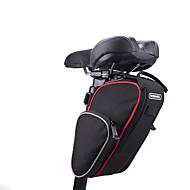 ROSWHEEL® CykeltaskeSadeltasker Vandtæt / Stødsikker / Påførelig / Multifunktionel Cykeltaske Klæde / 600D Polyester Cykeltaske Cykling