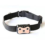 Gatos / Cães GPS coleiras Prova-de-Água / Baterias incluídas / GPS Preto / Rosa Plástico