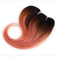 Cabelo Humano Ondulado Cabelo Brasileiro Ondulado 6 meses 1 Peça tece cabelo